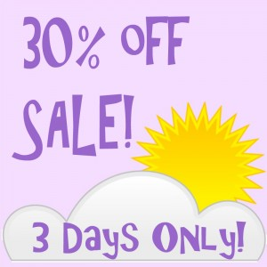 3 Days Only!